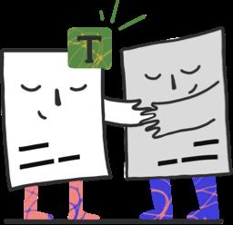 hugging documents